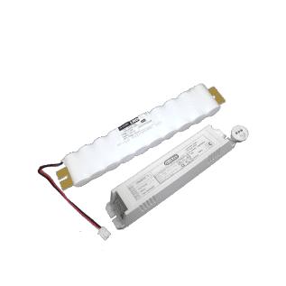 Kit tubolar led Emergência