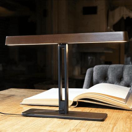 Luminária de mesa Led SLV Vincelli 2